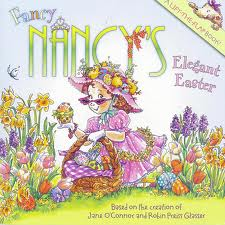 Fancy Nancy Easter