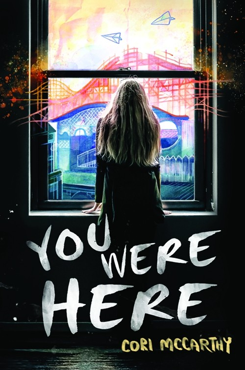 Giveaway: You Were Here by Cori McCarthy (US & Canada Only)