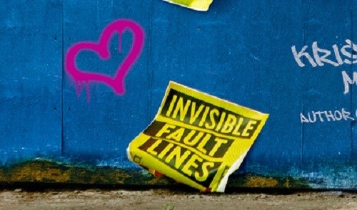 It's Live!! First Chapter Reveal: INVISIBLE FAULT LINES by Kristen-Paige Madonia + Giveaway (US Only)