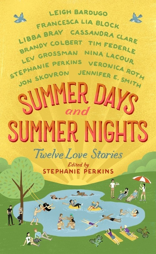 Giveaway: Summer Days & Summer Nights by Stephanie Perkins (US Only)