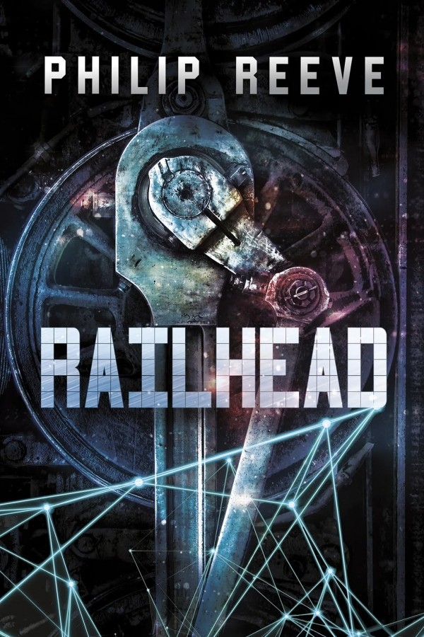 Giveaway: Railhead by Philip Reeve (US Only)