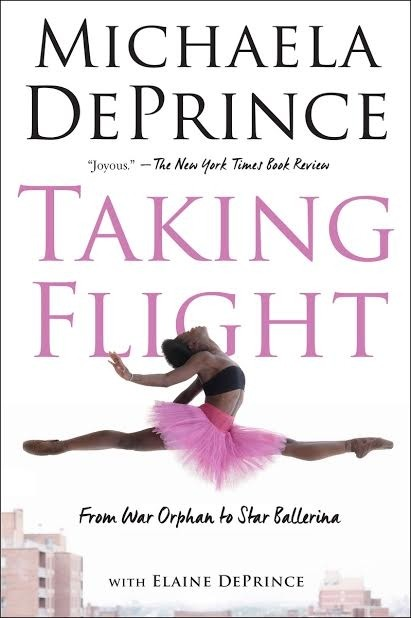 Author Chat with Michaela DePrince, Plus Giveaway!