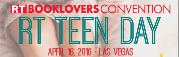 Press Release: RT Booklover's Convention--Teen Day