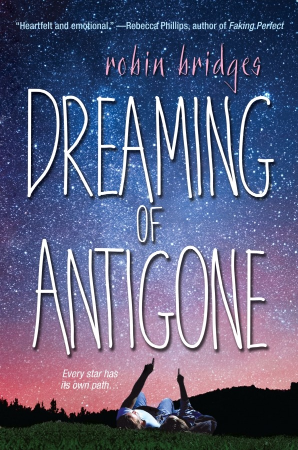 Giveaway & Excerpt: Dreaming of Antigone by Robin Bridges (US & Canada Only)