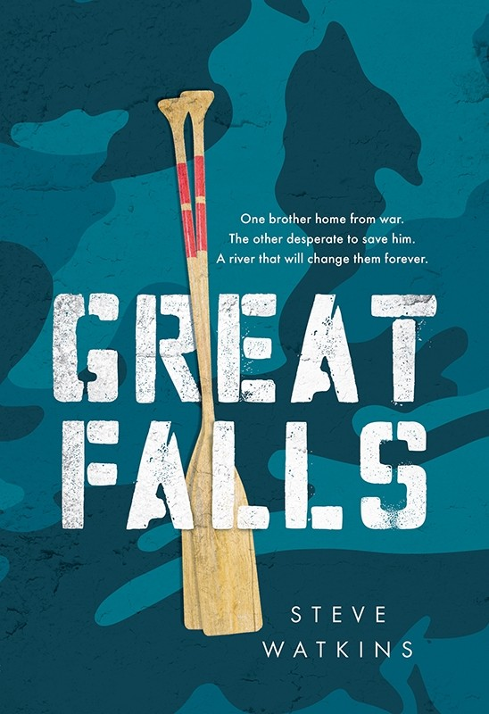 Giveaway: Great Falls by Steve Watkins (US & Canada Only)