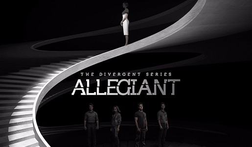 The Nerd Riders Review the ALLEGIANT movie