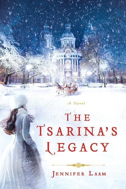 Author Chat with Jennifer Laam, Plus Giveaway!
