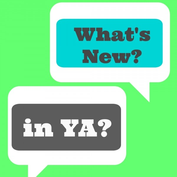 What's New in YA--March 29, 2016