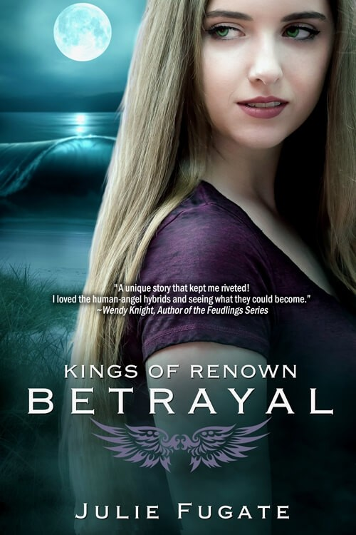Giveaway: Kings of Renown Betrayal by Julie Fugate (US Only)