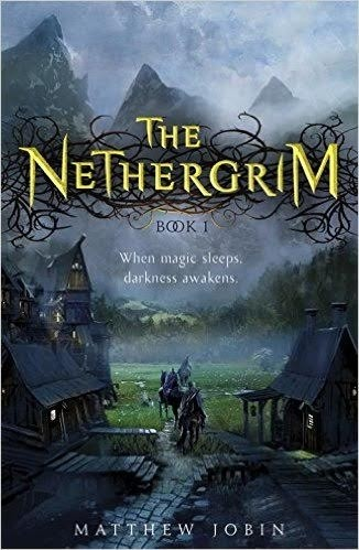 Author Chat with Matthew Jobin, Plus Giveaway!