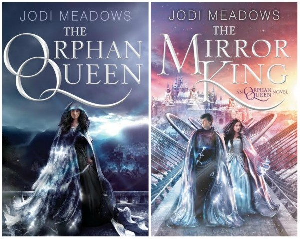 Orphan Queen Series Sneak Peek, Plus Giveaway!