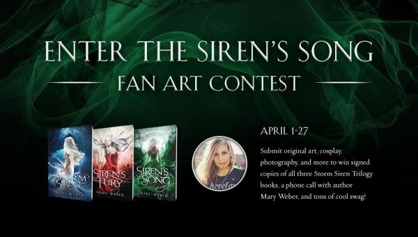 Siren Song Fan Art Contest