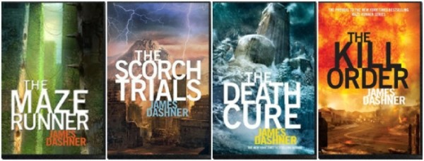 Author Chat with James Dashner