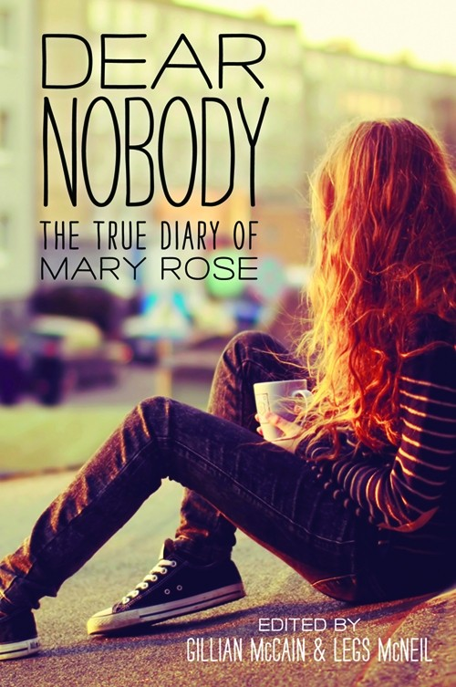 Giveaway: Dear Nobody, the True Story of Mary Rose (US & Canada Only)