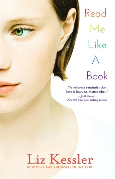 Giveaway: Read Me Like a Book by Liz Kessler (US & Canada Only)
