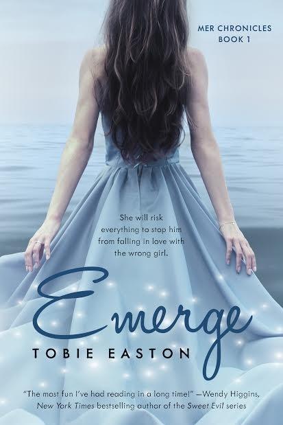 Spotlight on Emerge, Plus Giveaway!