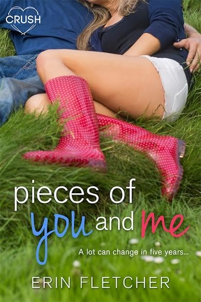 Sneak Peek of Pieces of You and Me, Plus Giveaway!