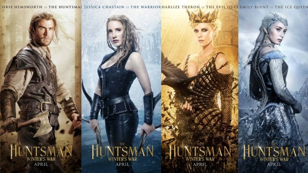 Trailer Reveal: The Huntsman--Winter's War