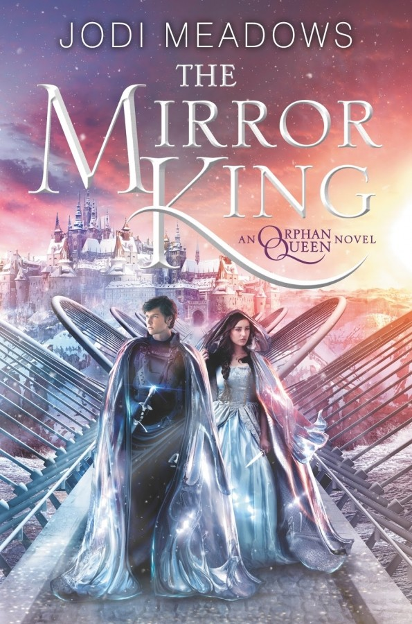 Featured Review: The Mirror King (Orphan Queen #2)