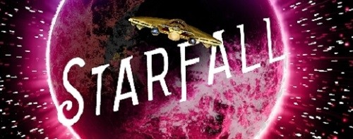 It's Live!! Cover Reveal: Starfall by Melissa Landers