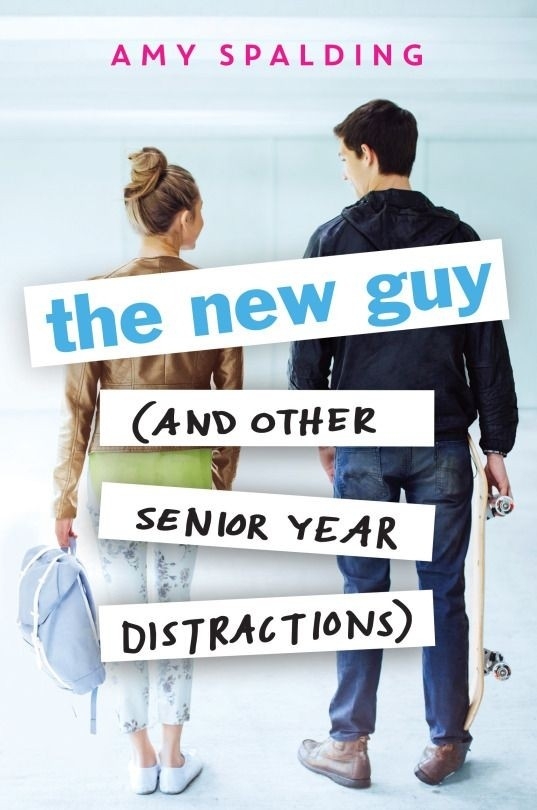 Featured Review: The New Guy (and Other Senior Year Distractions)