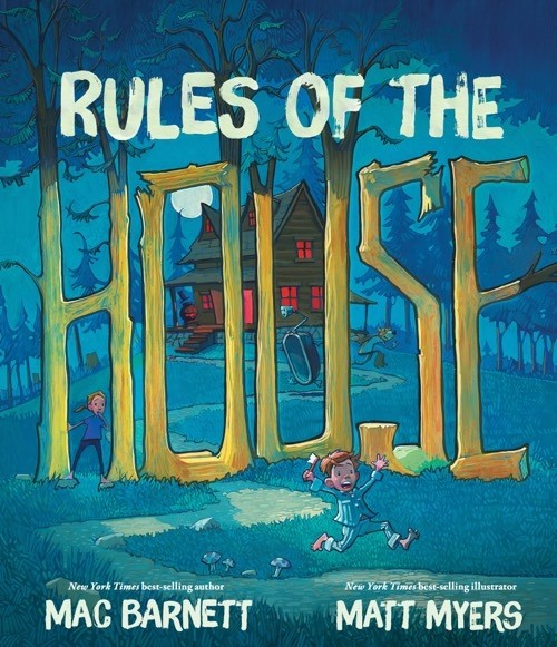 Giveaway: Rules of the House by Mac Barnett & Matt Myers (US Only)