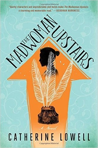 Featured Review: The Madwoman Upstairs by Catherine Lowell