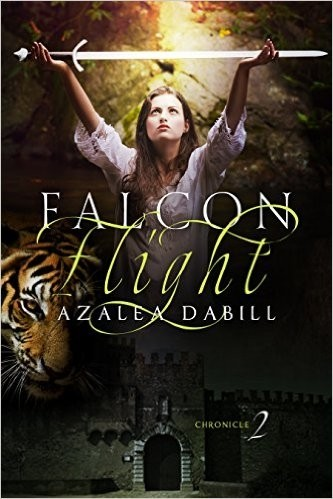 Spotlight on Falcon Flight by Azalea Dabill, Plus Giveaway!