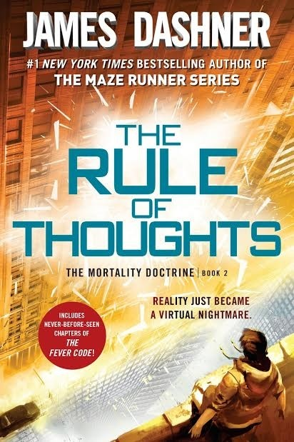 Press Release: The Rule of Thoughts by James Dashner