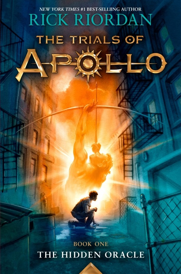 Giveaway: The Trials of Apollo by Rick Riordan (US Only)