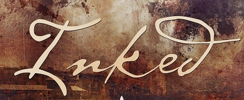 It's Live!! Cover Reveal: Inked by Chris Ledbetter + Giveaway (US Only)