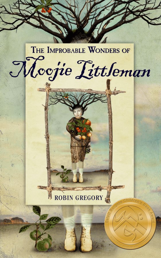 Giveaway: The Improbable Wonders of Moojie Littleman by Robin Gregory (US Only)