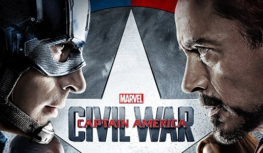 CAPTAIN AMERICA: CIVIL WAR - Drive Through Movie Review
