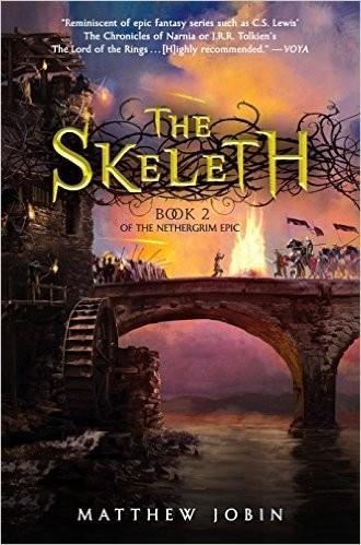 Book Trailer: The Skeleth by Matthew Jobin