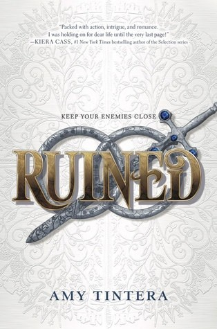 Featured Review: Ruined by Amy Tintera