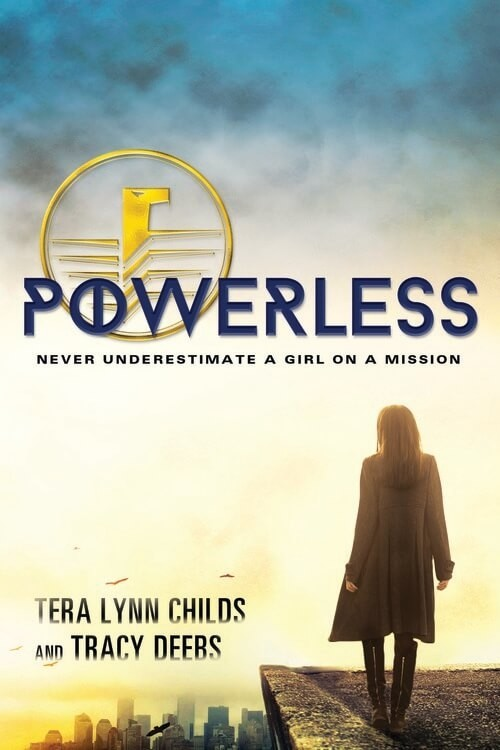 Giveaway: Powerless by Tera Lynn Childs & Tracy Deebs (US & Canada Only)