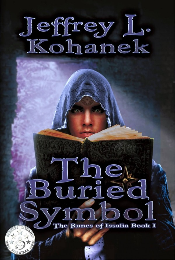 Giveaway: The Buried Symbol by Jeffrey Kohanek (US & Canada Only)