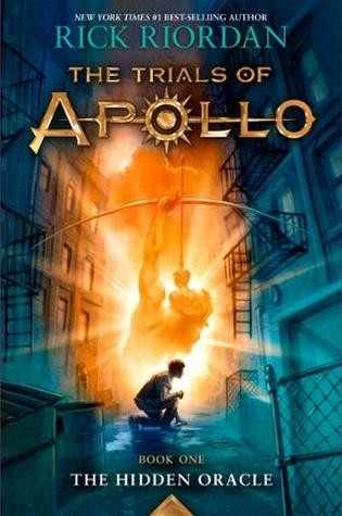 Featured Review: The Hidden Oracle (Trials of Apollo #1) by Rick Riordan