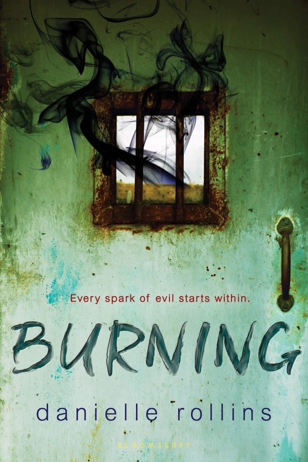 Giveaway: Burning by Danielle Rollins (US Only)