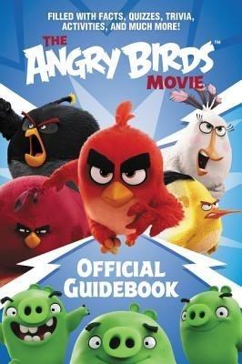 Featured Review: The Angry Birds Movie Official Guidebook