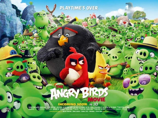 Trailer Reveal: Angry Birds