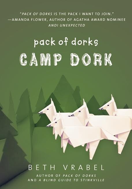 Author Chat with Beth Vrabel, Camp Dork (Pack of Dorks #2), plus Giveaway!