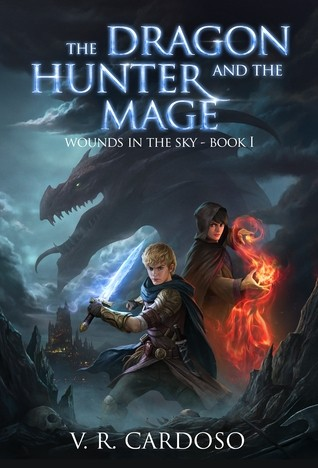 Featured Review: The Dragon Hunter and the Mage by V.R.Cardoso