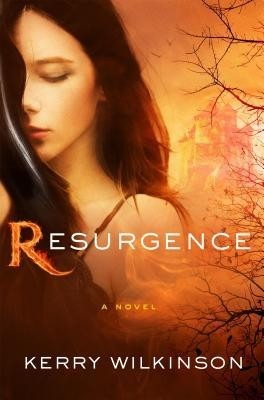 Featured Review: Resurgence (Silver Blackthorn #3) by Kerry Wilkinson