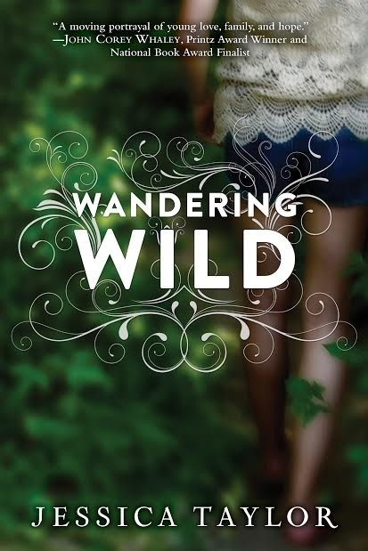 Author Chat with Jessica Taylor--Wandering Wild, Plus Giveaway!