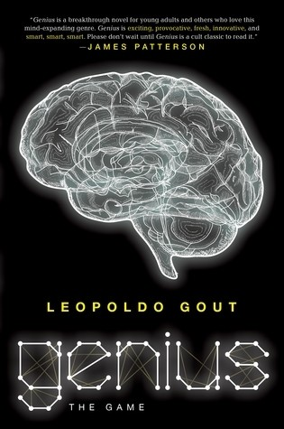 Author Chat with Leopoldo Gout (Genius: The Game), Plus Giveaway!