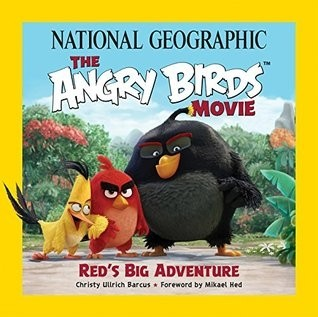 Giveaway: National Geographic - The Angry Birds Movie & Other Titles (US Only)