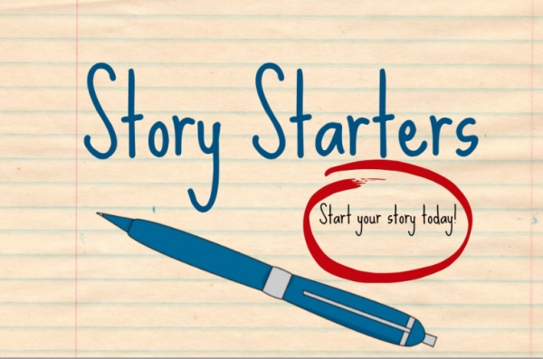 Story Starters: Staring Statues
