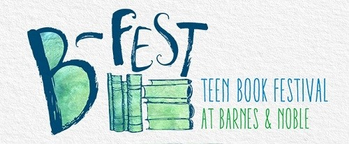 Event Recap: YABC and the B-Fest Teen Book Festival