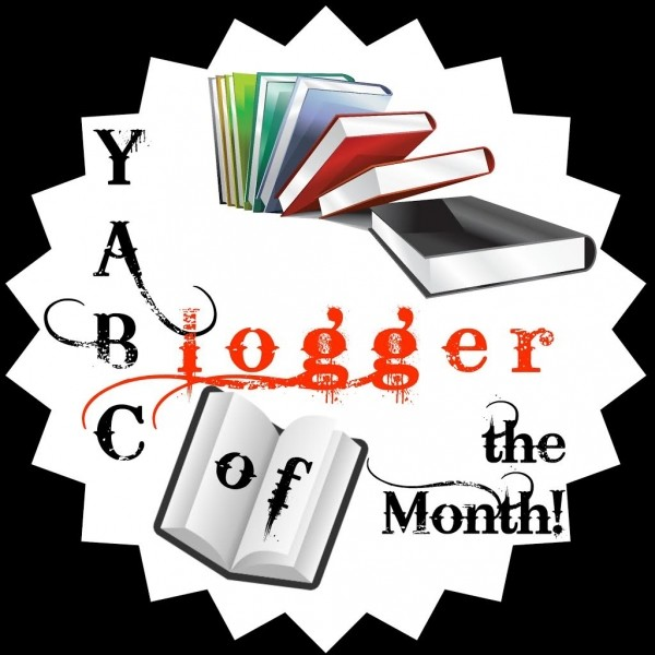 YABC's Blogger Of The Month ~ Becca  (Co-Blogger for Reading Teen)